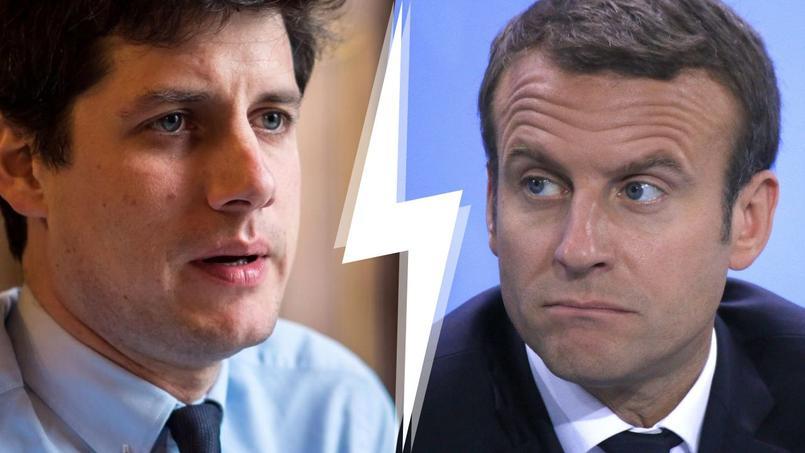 Julien Denormandie et Emmanuel Macron s'opposent sur la taxation des plus-values sur les résidences principales