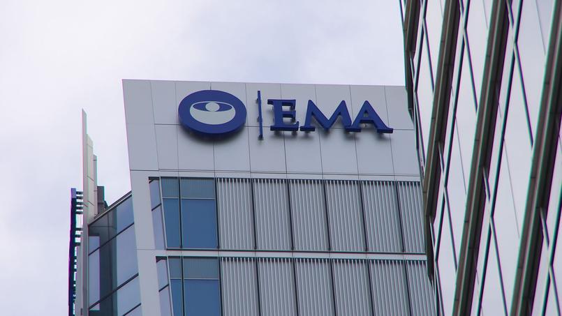 Le futur ex-siège de l'Agence européenne du médicament à Londres