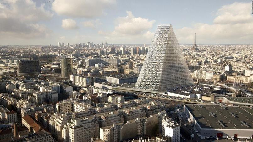 Le projet de la tour Triangle dans le XVe arrondissement de Paris