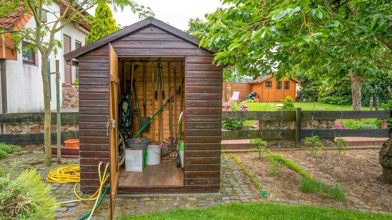 Nouvelle hausse à venir de la taxe sur les cabanes de jardin
