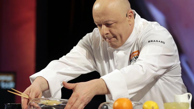 Le Chef Thierry Marx Ouvre Une Huitieme Ecole De Cuisine Gratuite