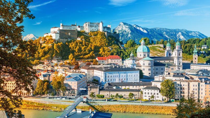Salzbourg, ville de Mozart... et des locations Airbnb.