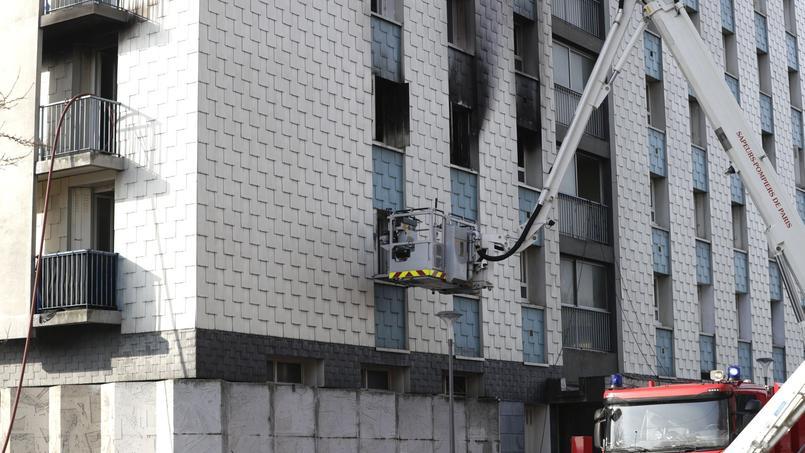 Le 21 février dernier, une personne âgée est décédée dans cet incendie à Aulnay-sous-Bois.