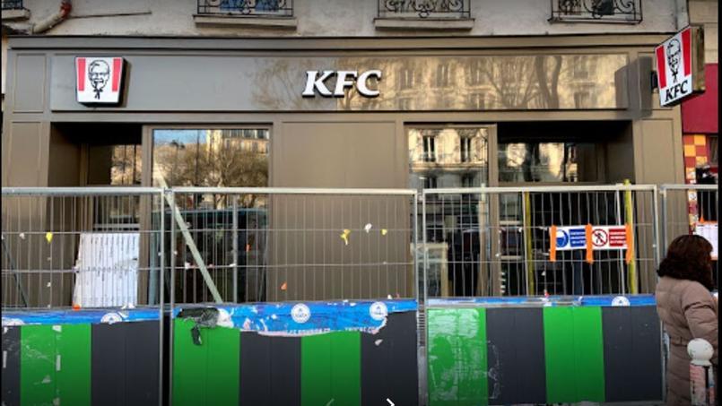 Une copropriété parisienne en guerre contre KFC