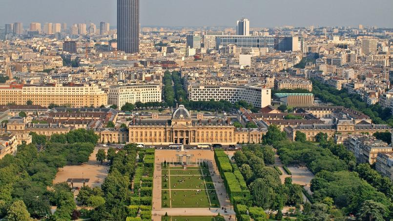 Les loyers flambent pour la location de bureaux à paris