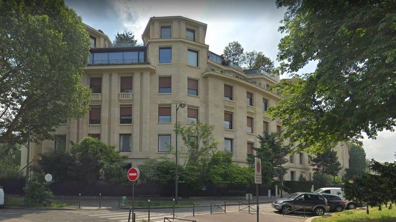 L'appartement de la rue Maunoury (XVIe arrondissement de Paris)