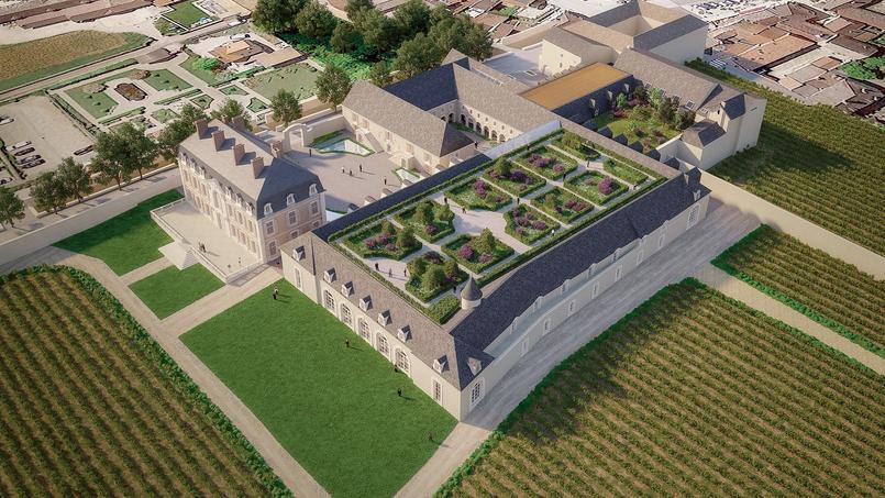 Respectueux du passé, mais montant en gamme, l'objectif de Pommard est de devenir l'ambassadeur en Bourgogne d'un «art de vivre à la française» comme il en existe déjà en Bordelais.