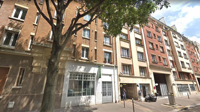 Rue Edison, dans le 13e arrondissement de Paris.