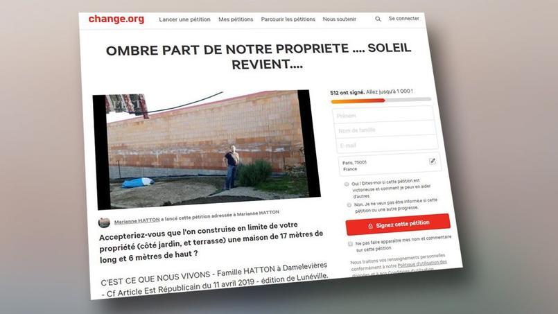 Les plaignants ont lancé une pétition qui a recueilli plus de 500 signatures
