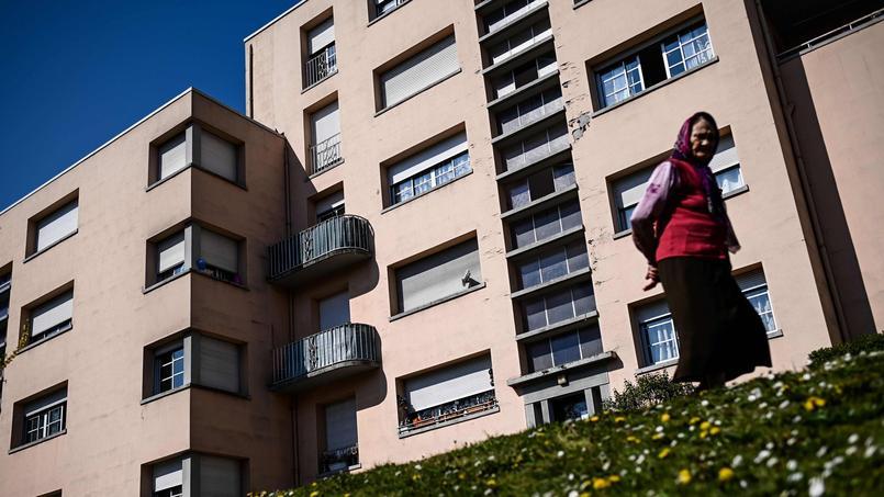 FRANCE-URBANISM-GARDEN-ARCHITECTURE-SOCIAL-HOUSING