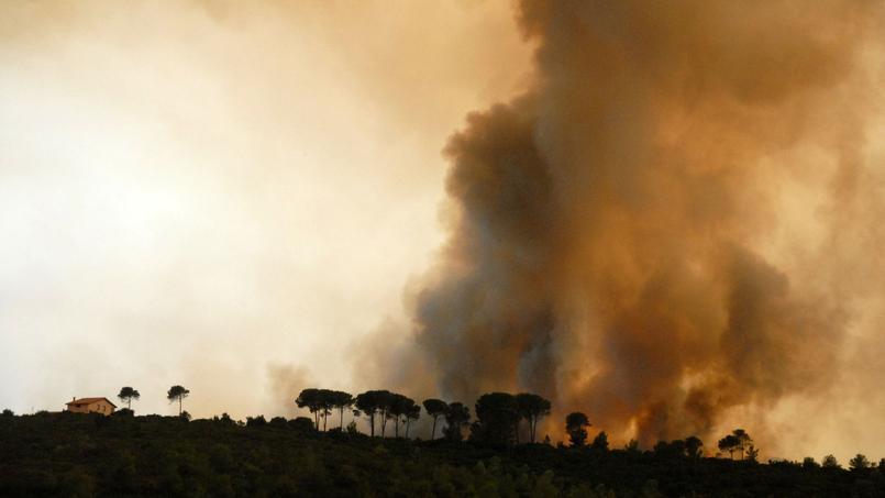 Le barbecue finit en feu de forêt: 27 millions d'amende