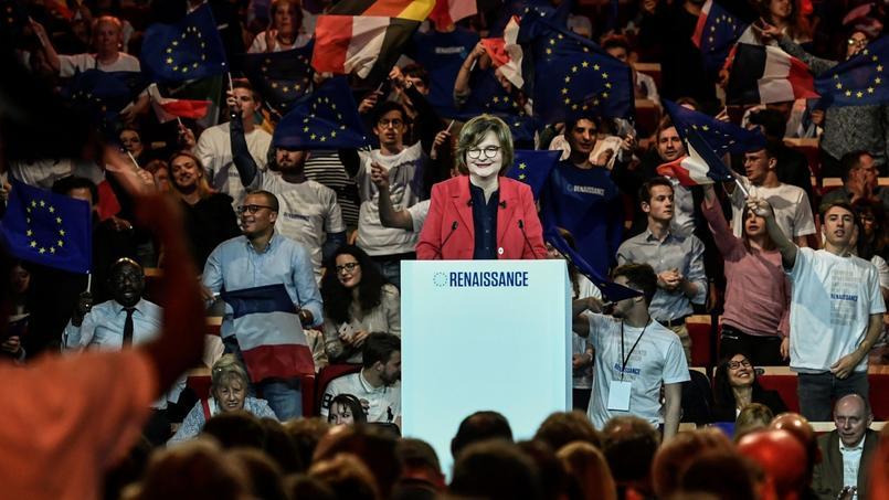 Européennes : LREM et le RN toujours favoris
