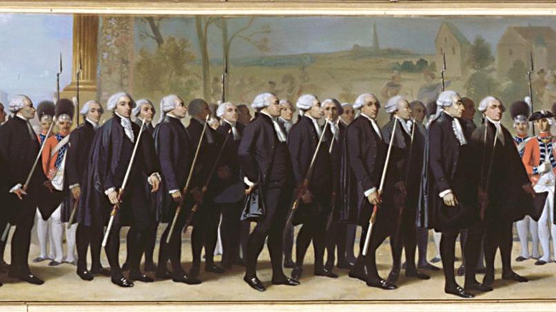 En 1789, le coup d'État du Tiers