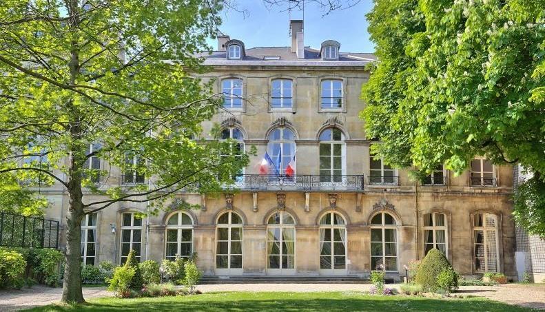 Le prestigieux hôtel de Seignelay situé dans le VIIe vient d'être cédé