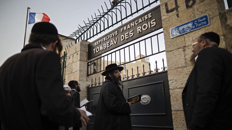 Des rabbins israéliens veulent chasser la France du Tombeau des rois