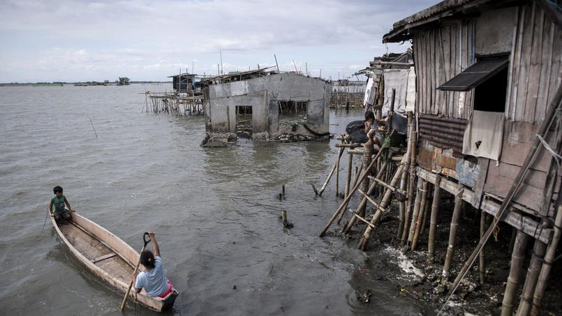 PHILIPPINES-WATER-CLIMATE