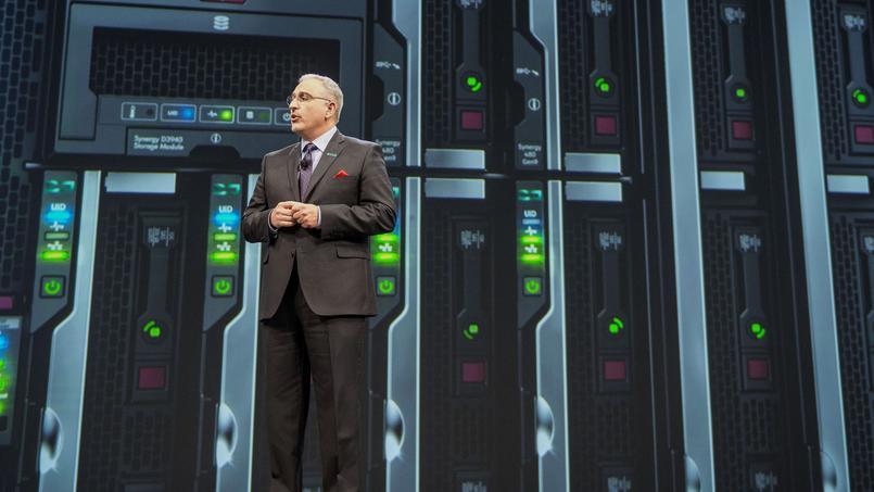 Après La Scission Hewlett-Packard, HPE Retrouve La Croissance