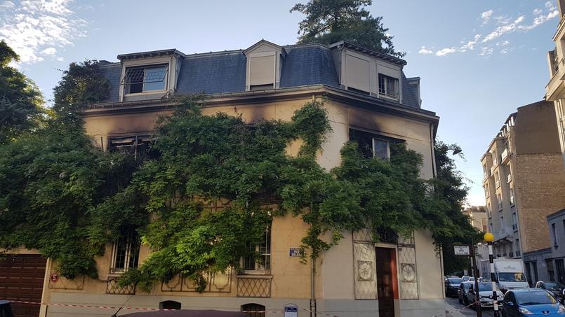 Les logements seront installés à la place de l'hôtel particulier du Dr Servier, préempté par la Ville pour le compte de la préfecture (photo d'archives, juillet 2018).