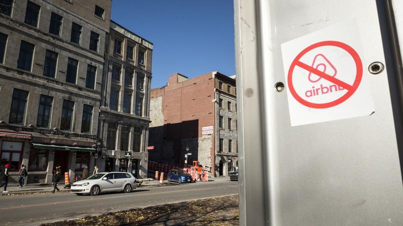 La fronde des voisins est très vive en Espagne mais débute aussi au Canada (ici dans les rues de Montréal).