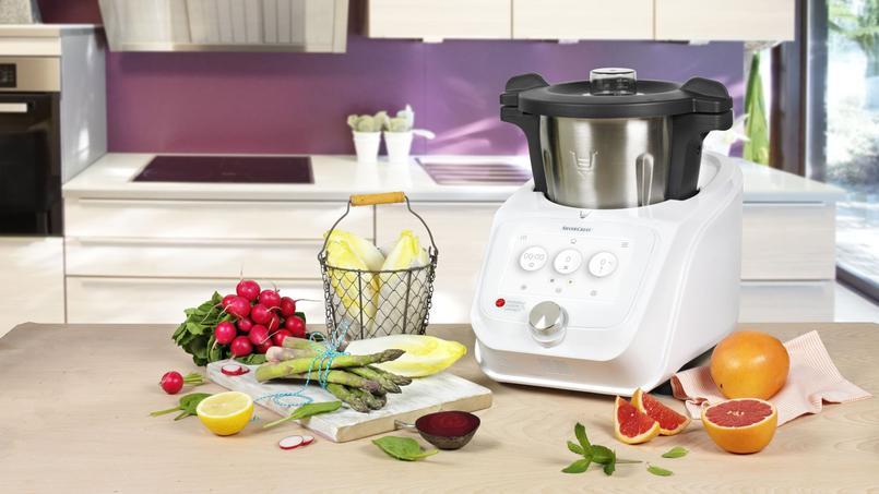 Monsieur Cuisine Connect: le robot de cuisine de Lidl contient un ...
