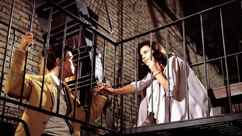 Tony et Maria: l'histoire d'amour interdite de «West Side Story».