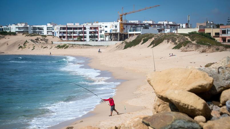 La plage de Mohammedia