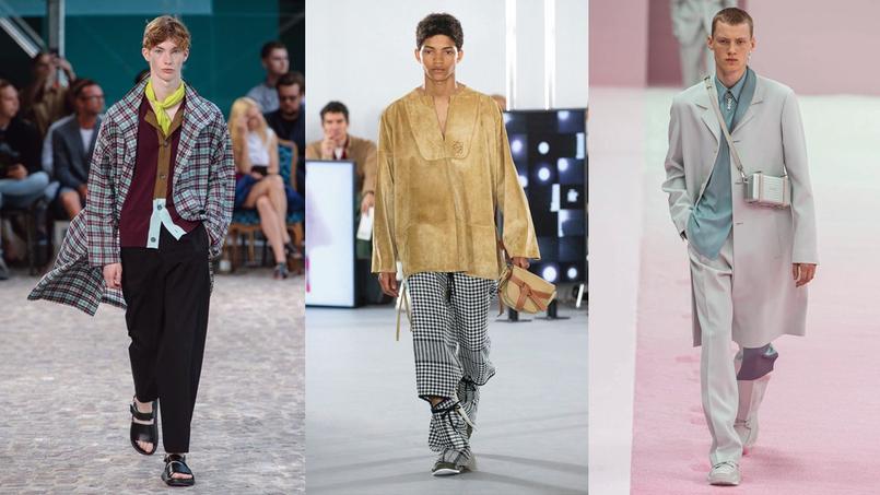 тенденции в мире мужской моды 2020