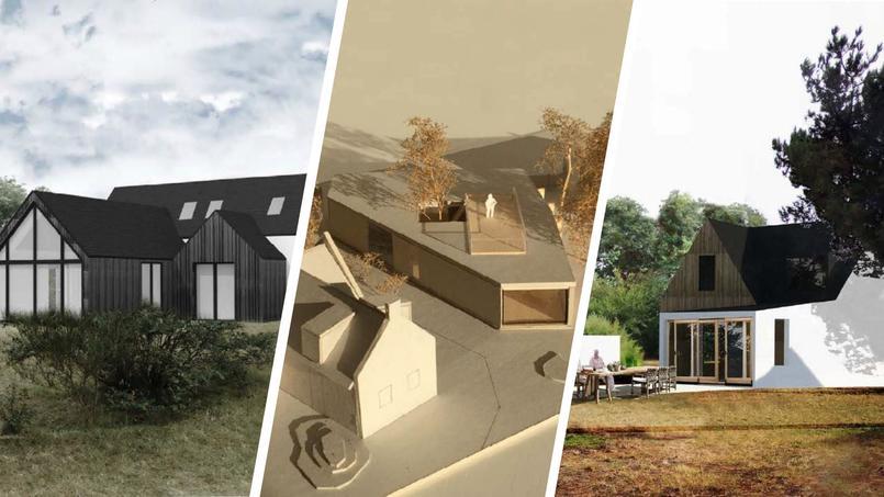 Cette start-up organise des concours d'architectes pour les particuliers