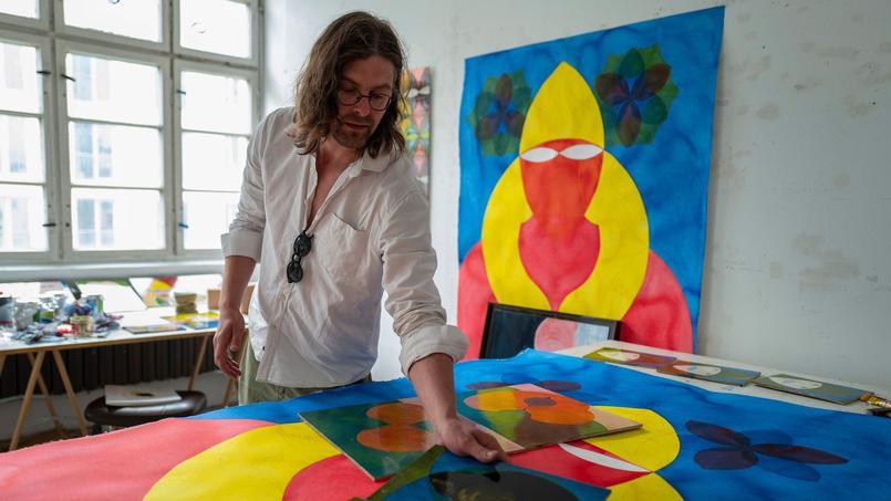 GERMANY-REAL ESTATE-HOUSING-ARTIST-ATELIER