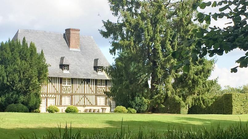 Située à Bourgeauville (Calvados), cette maison de plus 235 m² sera bientôt mise aux enchères