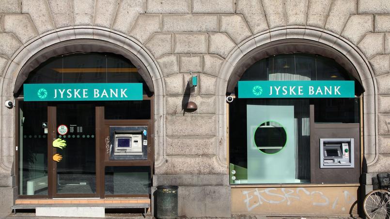 Jyske Bank est la première banque danoise à proposer des taux négatifs à ses clients qui veulent prendre un crédit immobilier