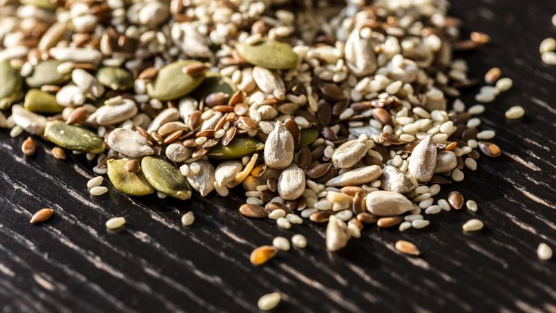 Parce qu'elles renferment non seulement un embryon de plante, mais aussi les réserves nécessaires à sa germination, les graines constituent un véritable concentré d'énergie.
