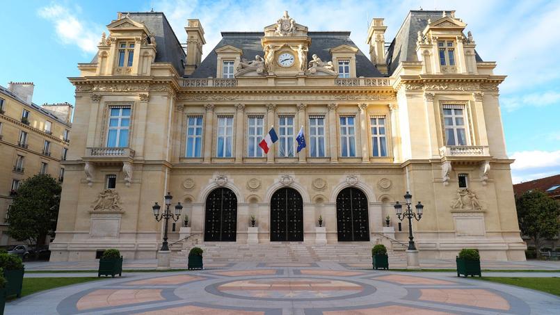 La mairie de Neuilly-sur-Seine (92)