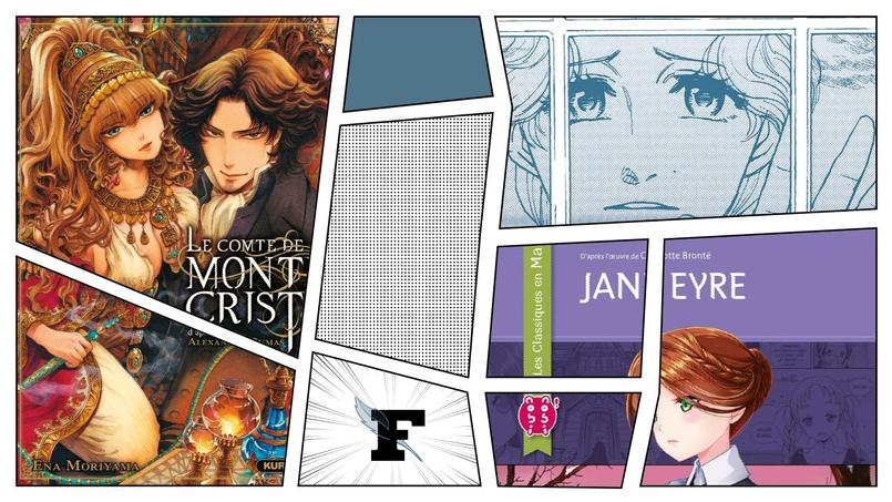 Bac de français: les classiques de la littérature en manga