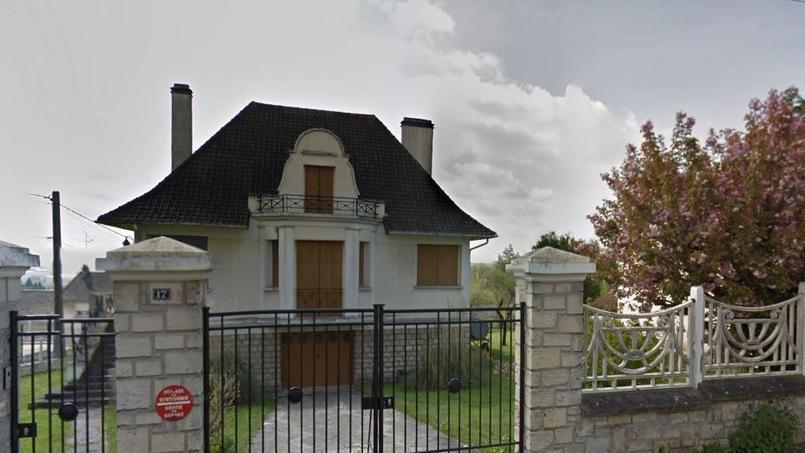 La maison où habitait la généreuse légataire de Juziers (Yvelines)
