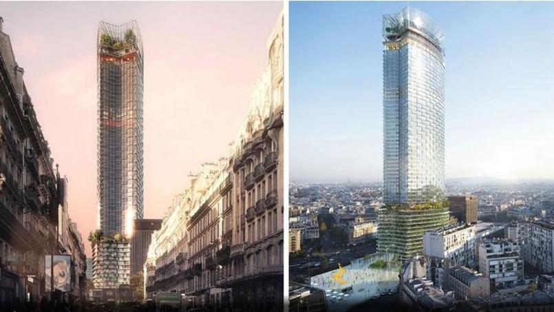 Deux associations refusent de voir la tour Montparnasse s'agrandir