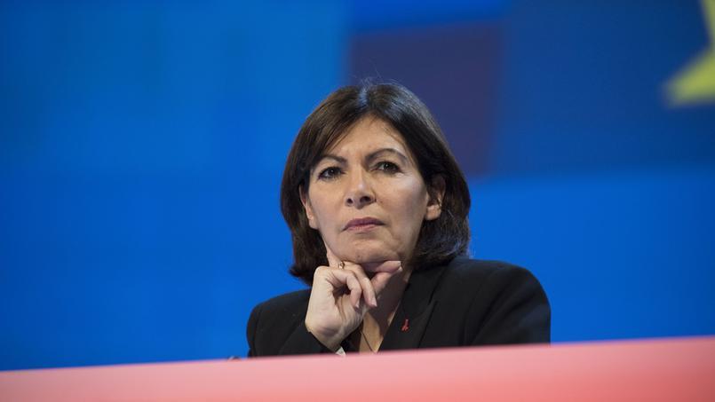 Anne Hidalgo, maire de Paris