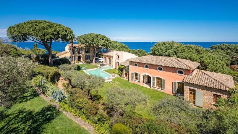 Un homme d'affaires d'Europe du Nord s'est offert cet ensemble immobilier à Saint-Tropez pour plus de 20 millions d'euros.