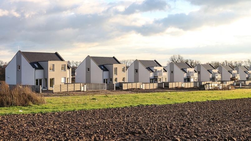 En moyenne, le prix du foncier pèse un tiers dans la facture globale (terrain + maison)