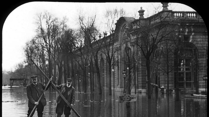 Inondation a paris