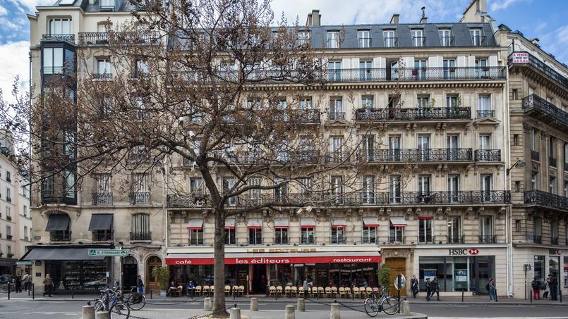 Le quartier d'Odéon est le plus cher de Paris, avec un prix au m² supérieur à 16.000 euros en moyenne