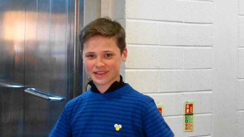 Outlander :Jack Burns meurt subitement à l'âge de 14 ans