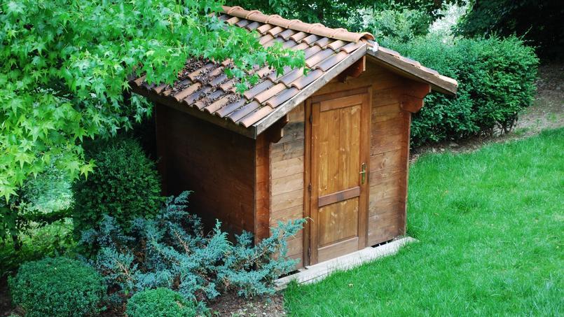 Les abris de jardin, même démontables, sont soumis à cette taxe.