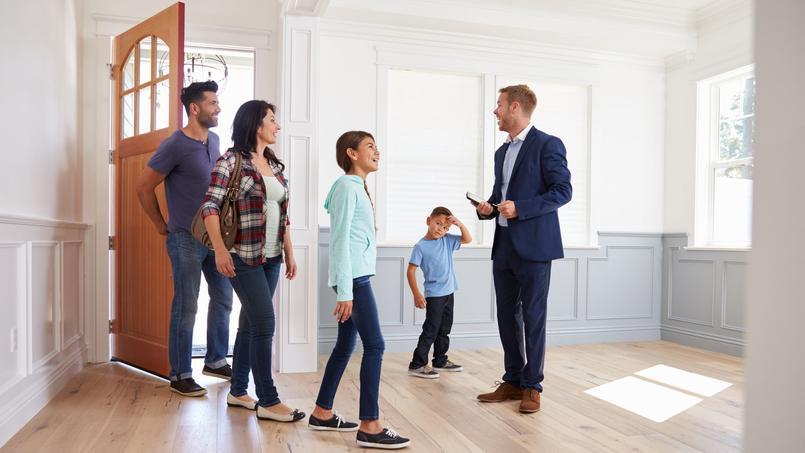 Le métier d'agent immobilier dans le top 3 des plus demandés en France