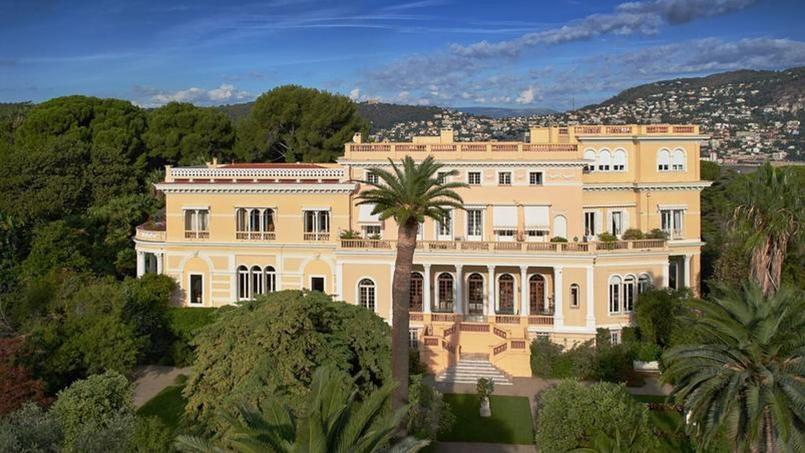 La villa la plus chère de France a été rachetée par un Ukrainien