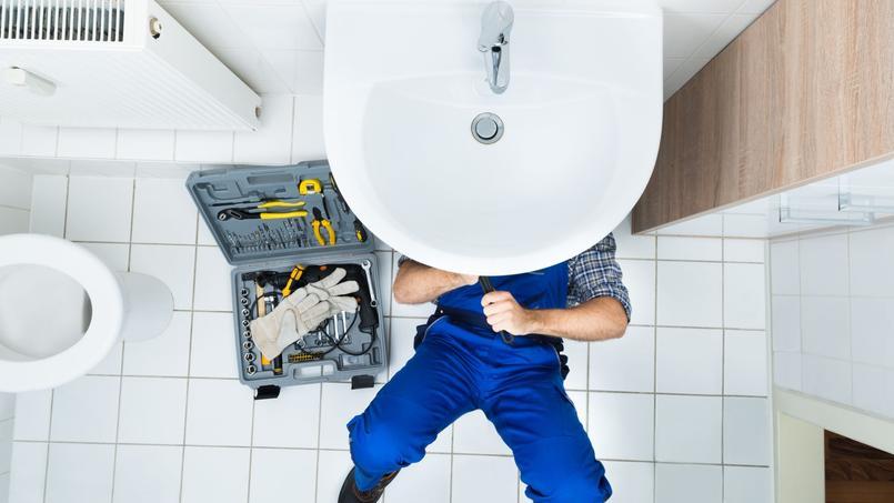 La plomberie est le poste de dépense le plus coûteux pour un propriétaire