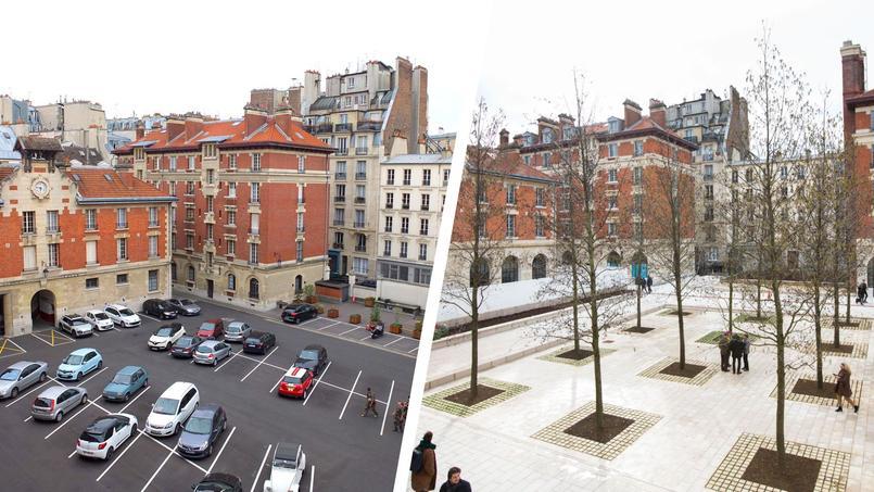 À Paris, une nouvelle caserne transformée en logements sociaux