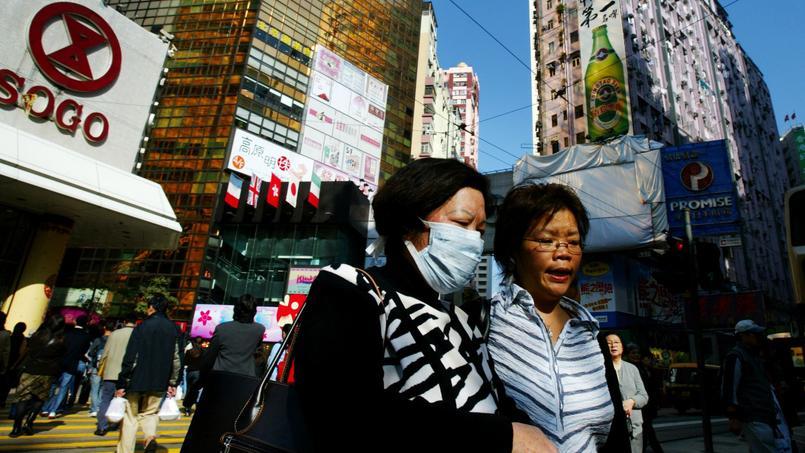 En 2003, Hong Kong avait dû faire face à une grave épidémie de SRAS.
