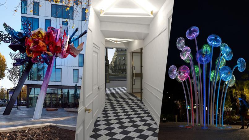 Cette société fait entrer l'art dans les projets immobiliers
