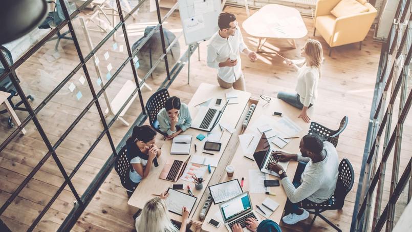 La crise va-t-elle accélérer le développement du coworking?